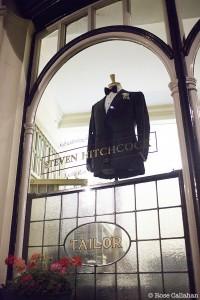 Steven Hitchcock Dinner jacket.