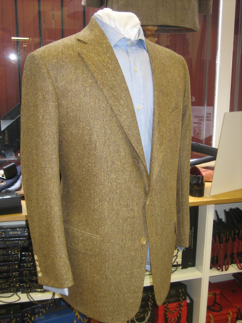 Donegal Coat