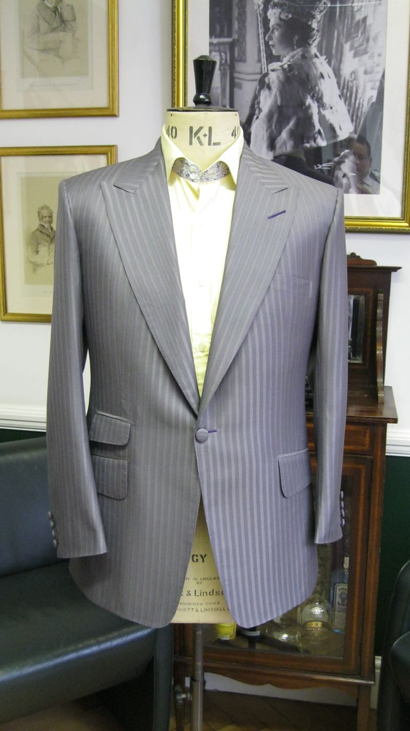 Scabal 7 oz Light weight cloth