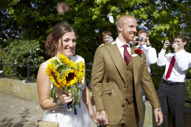 Simons & Susie wedding